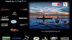 Sea Kayak Fishing 2018