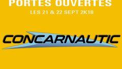 Journées Portes Ouvertes - CONCAR'NAUTIC Concarneau