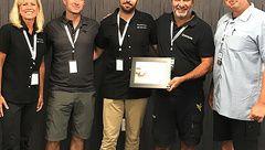 NAVICOM remporte l'Award du distributeur Humminbird