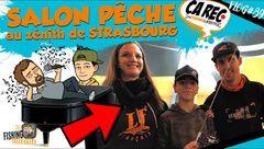 Retour en vidéo : Salon de Strasbourg