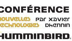 Salon de Nantes : Conférences Nouvelles Techno Humminbird