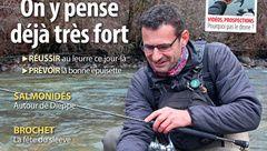 Article de Presse :  L'Ultrex - Minn Kota dans La Pêche et les Poissons