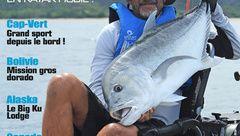 Le Helix 8G3N  à l'honneur dans Voyage de Pêche