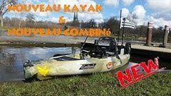 Nouveautés 2019 ! Kayak Hobie Compass + Helix 8 G3N