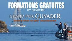 Grand Prix Guyader - Formation sur l'eau