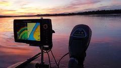 La pêche du bord au Méga Side Imaging+