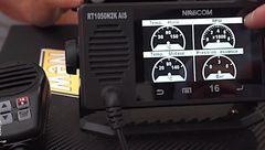 Vidéo : présentation de la nouvelle VHF fixe RT1050