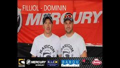 FFPS circuit challenger : 3ème place pour François Filiol et Laurent Dominin