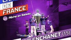 FINALE CHAMPIONNAT DE FRANCE BATEAU à Enchanet