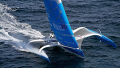 Transat Jacques Vabre : 2ème position  pour Thibaut Vauchel-Camus et Fred Duthil