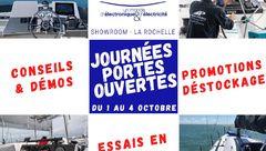 JOURNÉES PORTES OUVERTES - Pochon La Rochelle