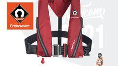 Nouvelle gamme de Gilet de sauvetage Crewfit 165 Sport