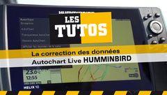 Les Tutos : La correction des données - Autochart Live Humminbird