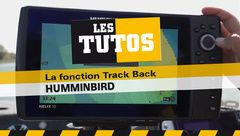 Les Tutos : La fonction Track Back sondeur Humminbird