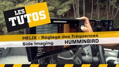 Les Tutos : Réglage des fréquences Side Imaging sur Helix