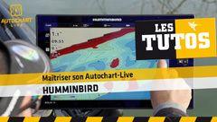 Les Tutos : Maîtriser Autochart-Live sur Solix Humminbird