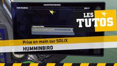Les Tutos : Prise en main du Solix Humminbird