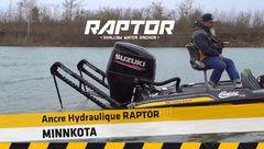 Ancre Hydraulique Raptor MinnKota