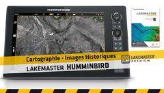 Cartographie Lakemaster - Images historiques
