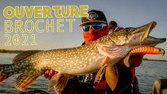 Ouvertue Pêche du Brochet 2021 - Lac Foret d'Orient Ep 1