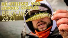 Ouvertue Pêche du Brochet 2021 - Lac Foret d'Orient Ep 2