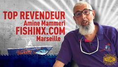 Top revendeur Navicom / Fishinx.com