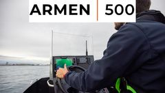 Embarcation nouvelle génération ARMEN 500