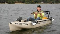 Kayak Fishing Tour 2010 : Dernière ligne droite !