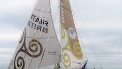 Route du Rhum 2010 – Félicitations à nos deux partenaires : Roland Jourdain et Armel Le Cleac'h.
