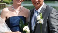 Tous nos vœux de bonheur à Sylvie et à Didier Courtois !