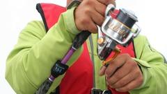 Portait de Yannick Deslandes -  A quelques jours du Grand Pavois Fishing