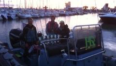 Deux équipes Navicom au Grand Pavois Fishing.