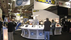 Navicom au Salon Nautique de Paris