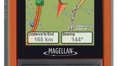 Nouveau GPS portable multifonctions Explorist 310 Magellan