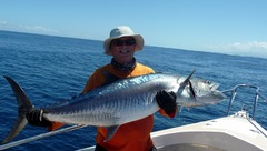 Ça cartonne sur le bateau d'Etienne en Nouvelle Calédonie !