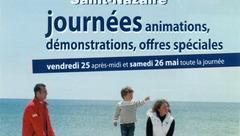 Rendez-vous au Comptoir de la Mer de Saint-Nazaire