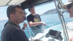 Une journée formation en Méditerranée