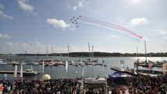 Volvo Ocean Race à Lorient