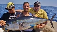 Sensations fortes en perspective avec Camargue Fishing…