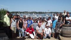 Le concours de pêche de l'ïle aux Moines en images !