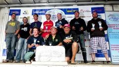 Didier Courtois et Laurent Peignon remportent l'Iroise Cup !