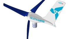 Navicom distributeur exclusif pour la France des éoliennes SILENTWIND 400+