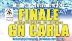 Finale GN Carla bateau 2012