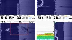 Side Imaging - Record de profondeur