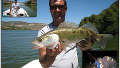 Pêche sur la « Mer d'Aragon »