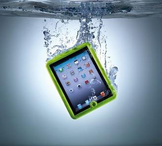 Boitiers étanches pour iPad et Iphone