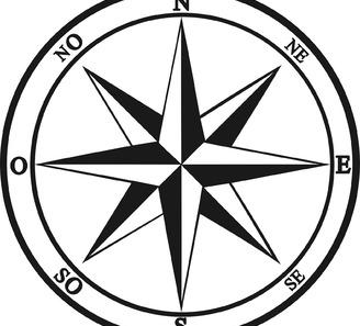 Compas de Route SILVA