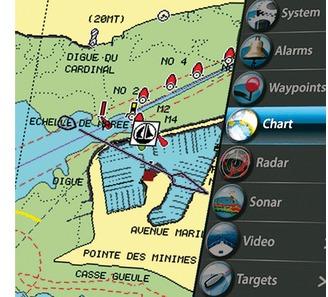 Cartographie Electronique