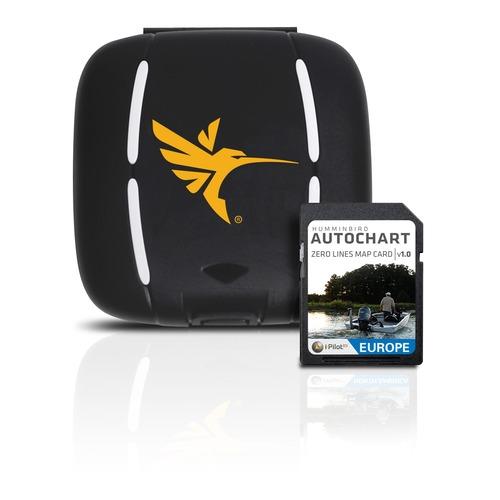 Carte Europe Humminbird Zero Line Pour Logiciel Autochart.Carte Europe Zero Line Pour Logiciel Autochart Format Sd
