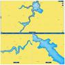 Toujours plus de lacs cartographiés !